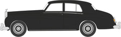 43RSC002 Rolls Royce Silver Cloud I Black