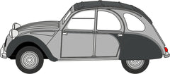 76CT006 Citroen 2CV Charleston Cormorant Grey/Midnight Grey
