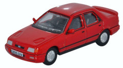 76FS003 Ford Sierra Sapphire Radiant Red