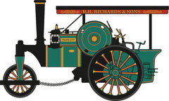 76FSR005 Fowler Steam Roller No.18873 City of Truro