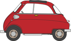 76IS001 BMW Isetta Signal Red