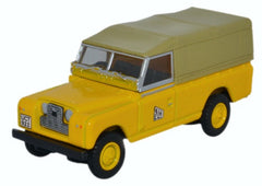 76LAN2016 Oxford Diecast Series II Land Rover