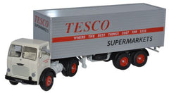 76LO001 Leyland Octopus Box Trailer Tesco