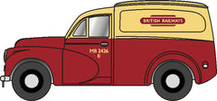 76MM059 Morris 1000 Van British Rail