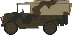 76MWD007 Bedford MWD 2 Corps 1/7th Middlesex Reg France 1940