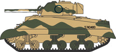 76SM001 Sherman Tank MK III 10th Armoured Division 1942