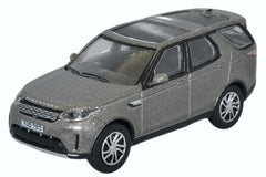 76DIS5001 Land Rover New Discovery Silver