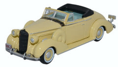 87BS36002 Buick Special Convertible Coupe 1936 Francis Cream