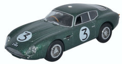 AMZ002 Aston Martin DB4GT Zagato 2 VEV (Jim Clark Goodwood 1961)