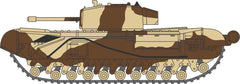NCHT001 Churchill Tank Kingforce