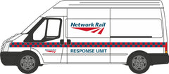 NFT022 Ford Transit Mk5 Network Rail Response Unit