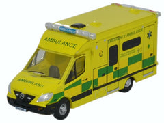 NMA001 Mercedes Ambulance Wales