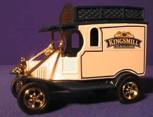 Oxford Diecast Kingsmill Van