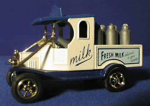 Oxford Diecast Co-op Milk