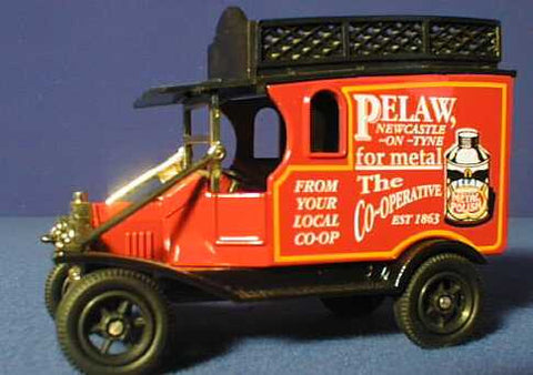 Oxford Diecast Pelaw Polish