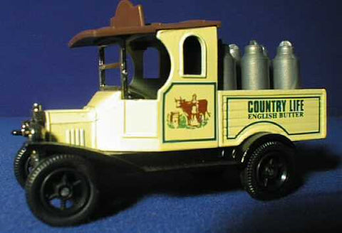 Oxford Diecast Country Life B/E Truck