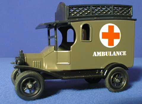 Oxford Diecast WW1