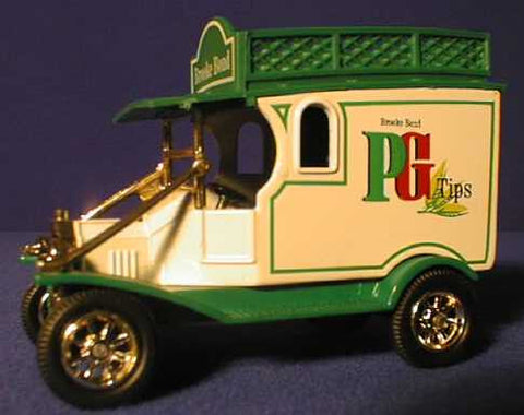 Oxford Diecast PG Tips