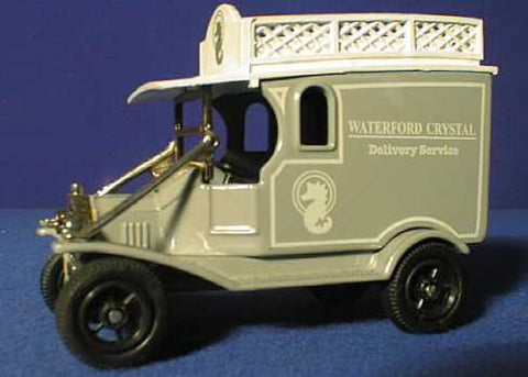 Oxford Diecast Waterford Crystal Van