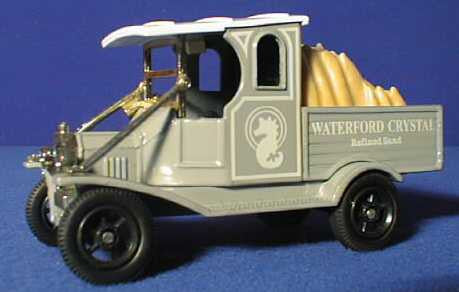 Oxford Diecast Waterford Crystal Truck