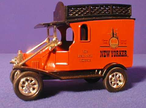 Oxford Diecast New Yorker