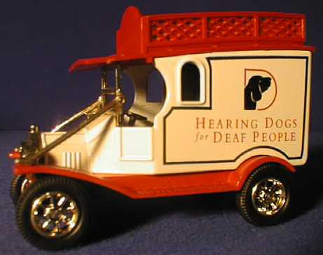 Oxford Diecast Hearing Dogs