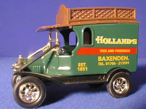 Oxford Diecast Hollands