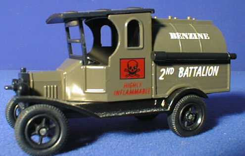Oxford Diecast WW1 Tanker