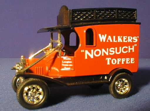Oxford Diecast Walkers Nonsuch