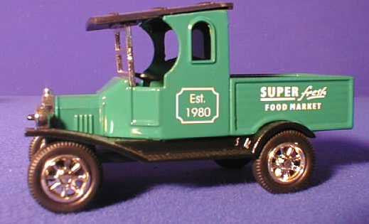 Oxford Diecast Superfresh