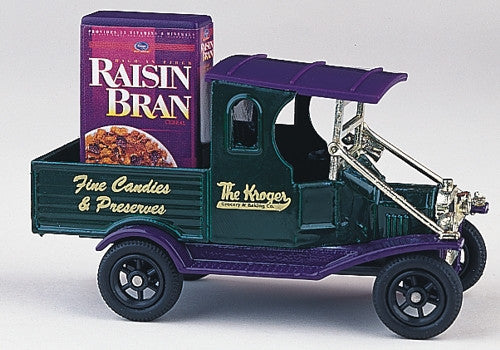 Oxford Diecast Kroger Raisin Bran
