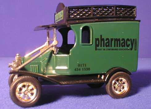 Oxford Diecast Pharmacy