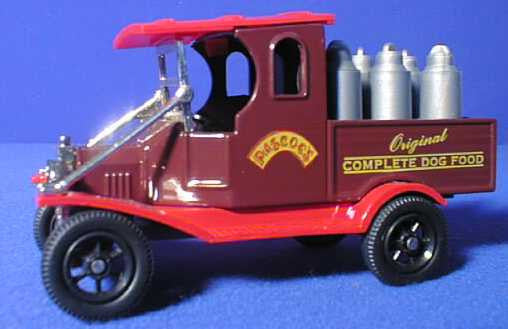 Oxford Diecast Pascoes Truck