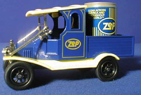 Oxford Diecast ZEP T Can Truck