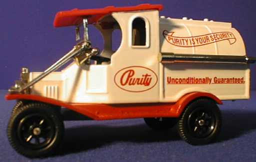 Oxford Diecast Purity Dairies Tanker
