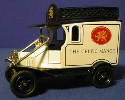 Oxford Diecast Celtic Manor Hotel