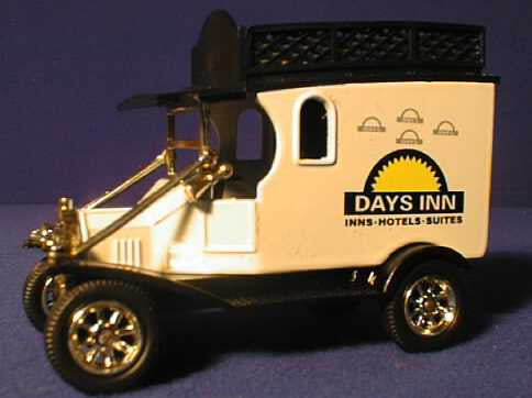 Oxford Diecast Days Inn T