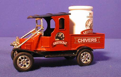 Oxford Diecast Chivers Aristocrat