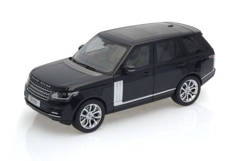 GT AUTOS Land Rover Range Rover 2013 Black - 1:18 Scale - OxfordDiecast