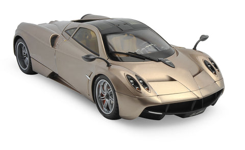GT AUTOS Pagani Huyara Gold - 1:18 Scale - OxfordDiecast
