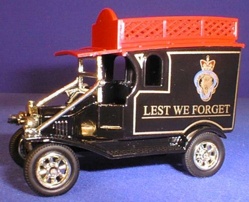Oxford Diecast Royal British Legion