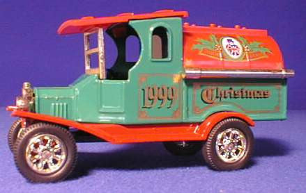 Oxford Diecast Christmas 1999