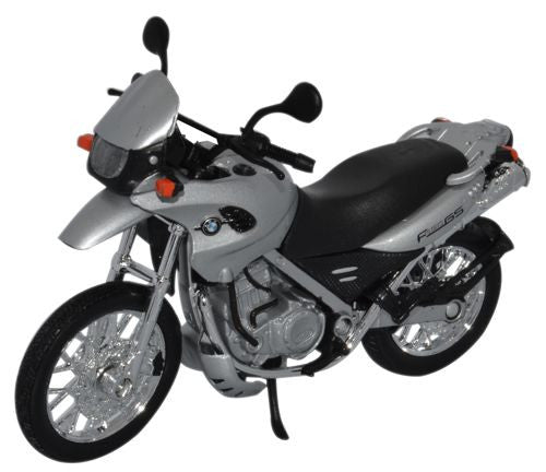 WELLY BMW F650 GS - 1:18 Scale
