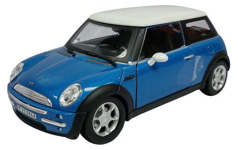 Cararama New Mini Metallic Blue