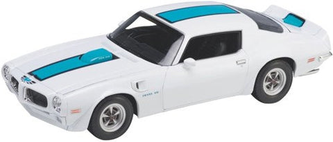 WELLY Pontiac Firebird 1972 White - 1:18 Scale