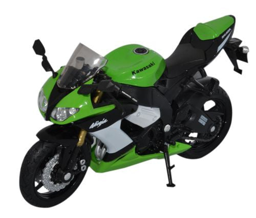 WELLY KAWASAKI 2009 NINJA ZX-10R - 1:18 Scale