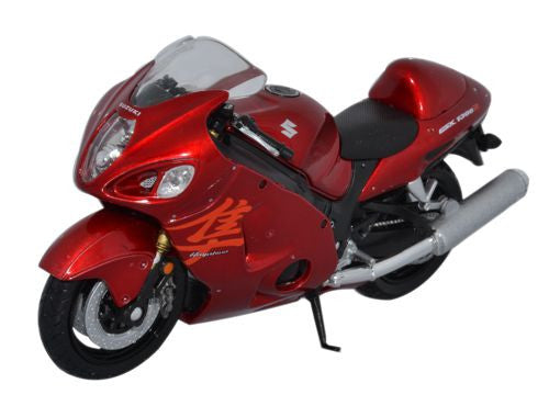 WELLY SUZUKI HAYABUSA - 1:18 Scale