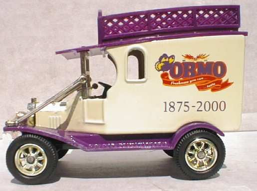 Oxford Diecast ORMO