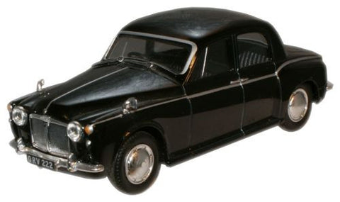 CARARAMA Rover 90 Black - 1:43 Scale - OxfordDiecast
