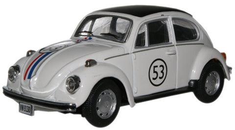 CARARAMA VW Beetle - 1:43 Scale - OxfordDiecast